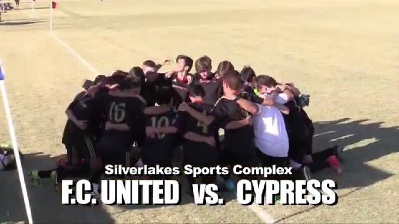 F.C. United vs Cypress Highlights