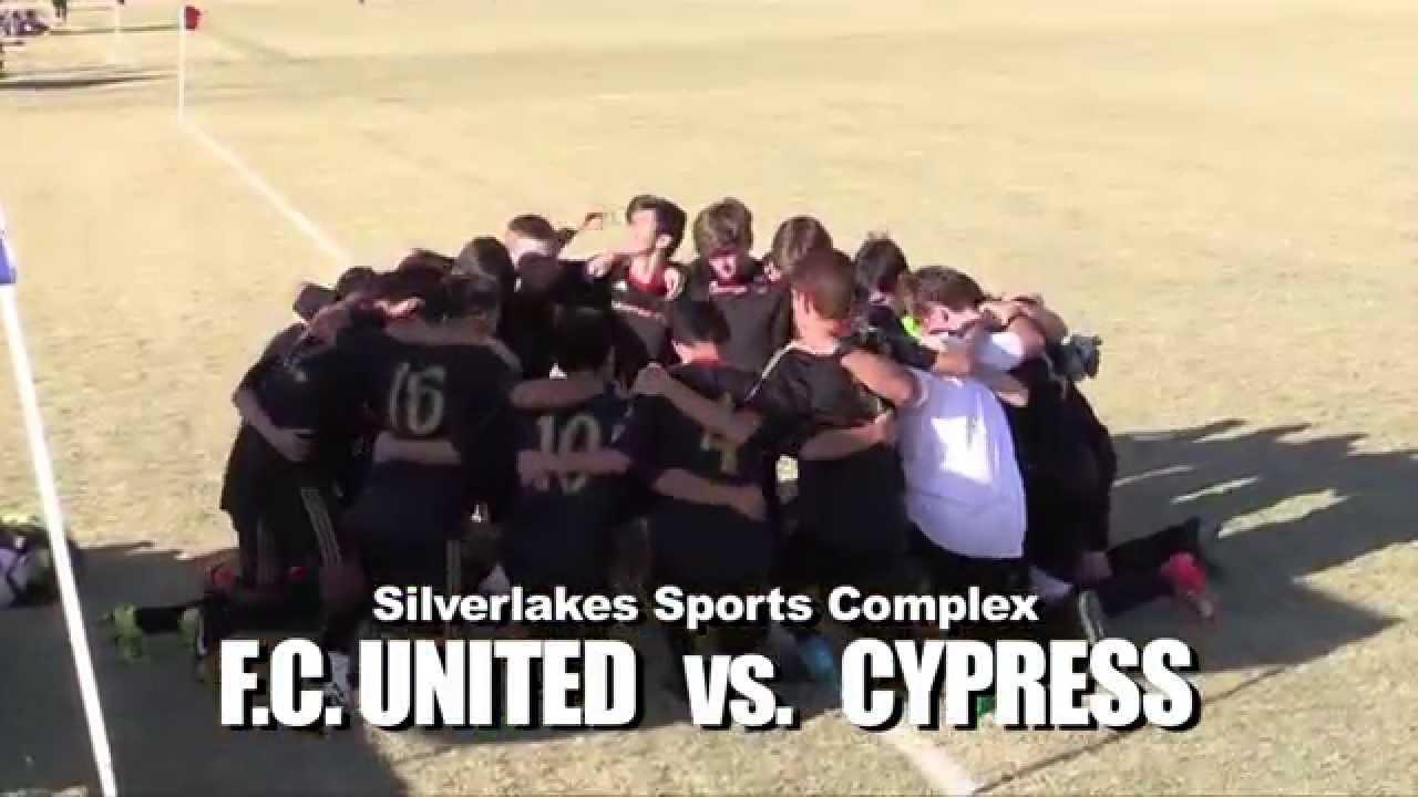 F.C. United vs Cypress Highlights