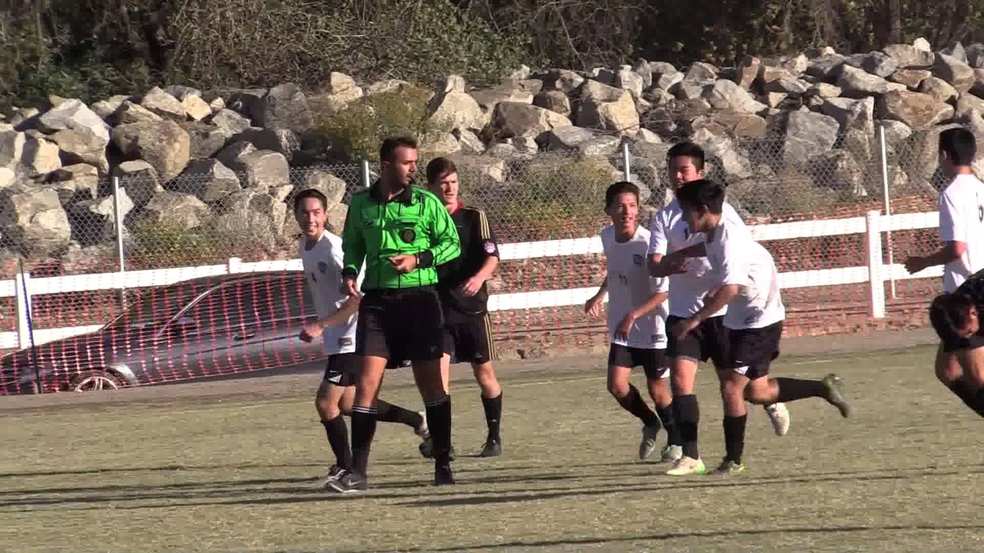 F. C. United vs Cypress  (Played on 11/14/15)