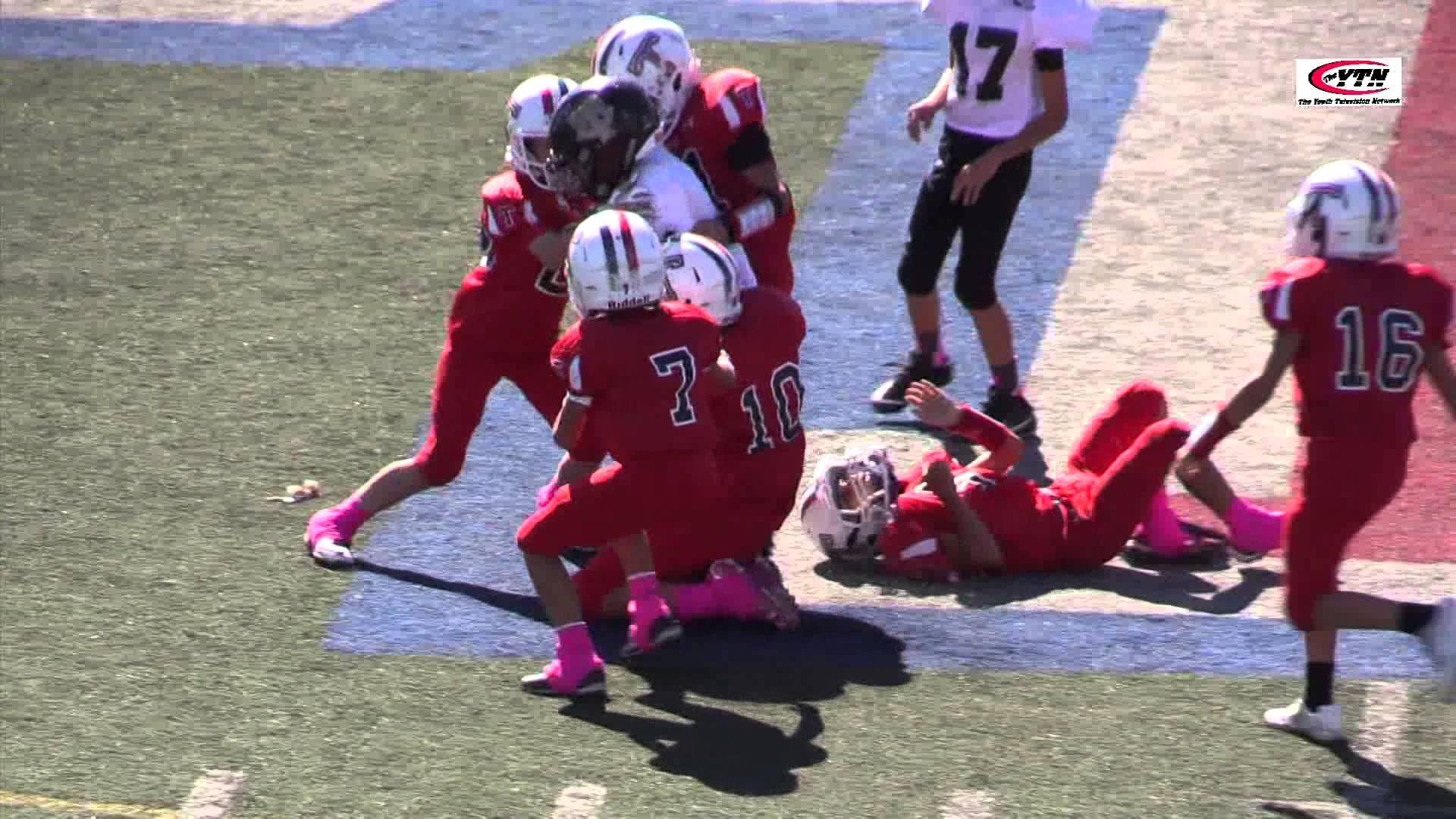 Santa Margarita Titans vs Tustin Cobras Orange Bowl