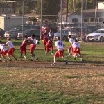 St. Cecilia Trojans vs Mission Basilica Swallows Round 1 Playoffs