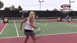 Trinity League Tennis Doubles Final