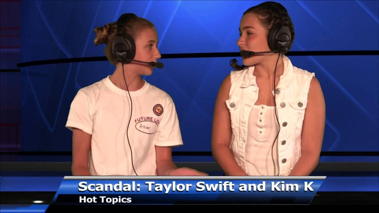 The YTN presents – Ashley and Jillian (Hot topics)