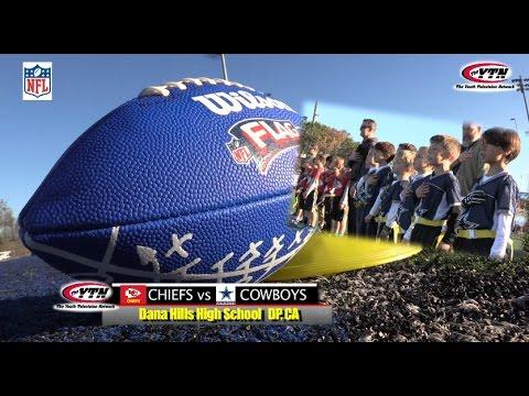 NFL Flag Football – Chiefs vs Cowboys