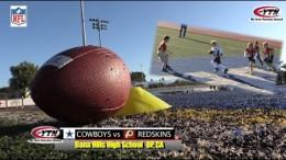 NFL Rival Redskins Cowboys Meet Again!