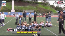 Cowboys Start Fast and End Strong in Win over Patriots!