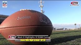 NFL Flag Football Highlights Game 6 Cowboys/Raiders – Redskins/Broncos