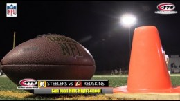 Redskins – Steelers Matt Leinart NFL Flag Football Highlight Feature