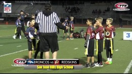 Redskins Broncos Game Highlight Feature