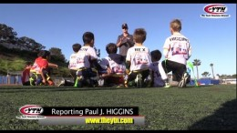Redskins and Chiefs Entertain Their Fans – NFL Flag Football