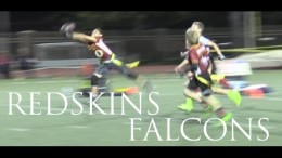 Redskins Open Up Fast Defeat Falcons