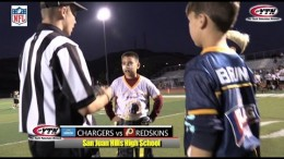 Redskins Stay Undefeated – Shutout Chargers