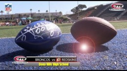 Redskins Dominate Broncos in NFL Flag Super Bowl!
