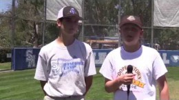 The YTN presents: SM Baseball Camp with Connor