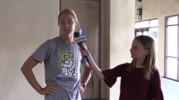 The YTN presents: Volleyball Interview with Emily
