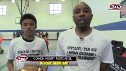 "Mercadel Basketball Tip #2 ""Through the Legs to Basket"""