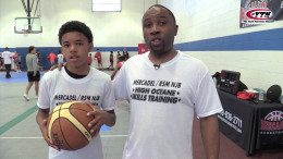 "Mercadel Basketball Tip 4 ""Behind the Back"""