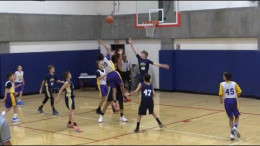 Lakers Hit Their Stride vs Pelicans (NJB 7th & 8th Grade) Highlight Feature