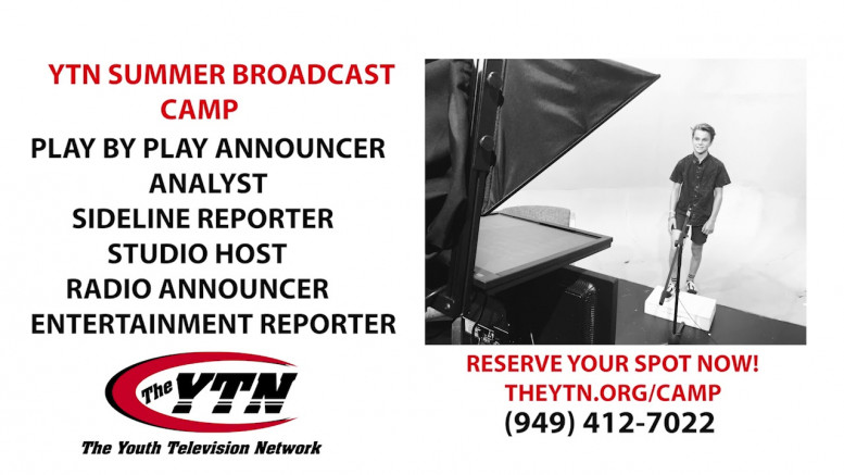 THE YTN Summer Broadcasting Camp